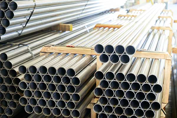 Bundled steel tubing gallery img